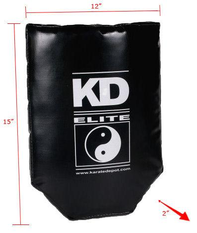 KD Elite Elite Forearm Kick Shield